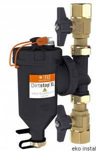 IVAR Dirtstop XL